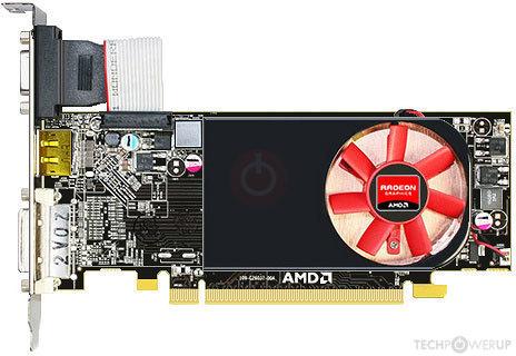 Amd Radeon Hd 6450 Specs Techpowerup Gpu Database