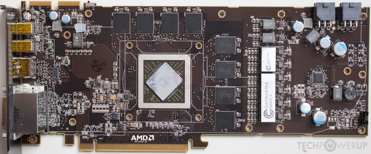Driver: AMD Radeon HD6950 WHQL