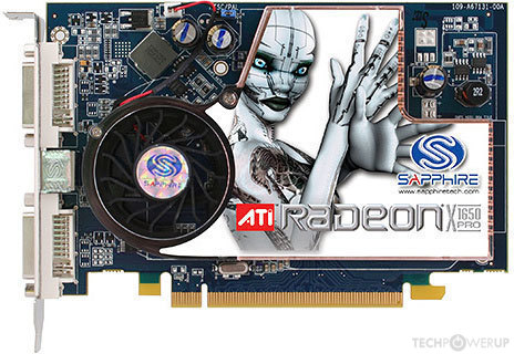 ATI RADEON X1650SE DRIVERS FOR WINDOWS 7
