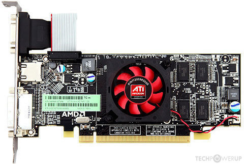XFX AMD RADEON HD 5450 1GB GDDR3 WINDOWS 7 64BIT DRIVER