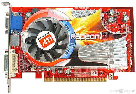 Ati Radeon X550 Hypermemory Specs Techpowerup Gpu Database