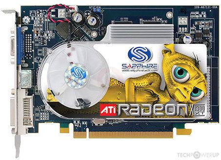 ATI RADEON X1300 XT WINDOWS XP DRIVER DOWNLOAD
