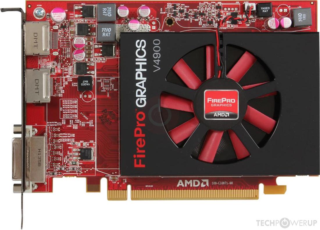 Download Driver: AMD FirePro V4900 (ATI FireGL)