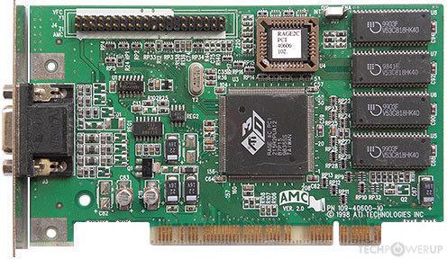 ATI 3D RAGE II PCI DRIVERS (2019)