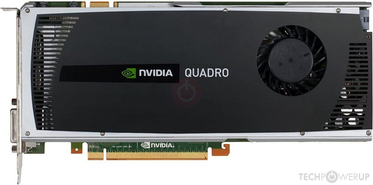 NVIDIA Quadro 4000 Specs | TechPowerUp GPU Database
