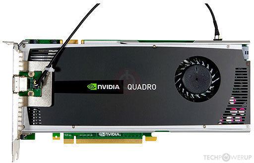 NVIDIA Quadro 4000 Mac Edition Specs | TechPowerUp GPU Database