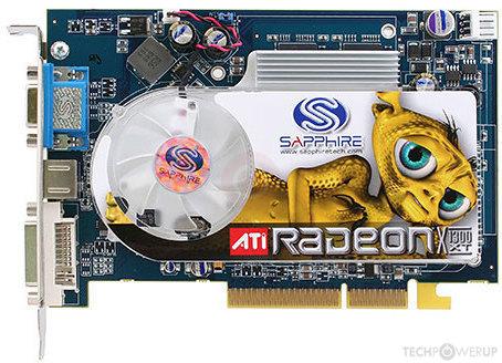 ATI RADEON X1300 XT WINDOWS 7 64BIT DRIVER DOWNLOAD