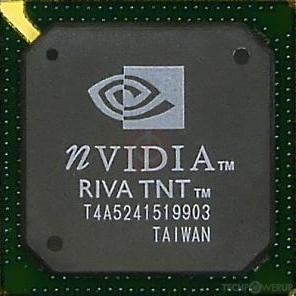 NVIDIA Riva TNT Specs | TechPowerUp GPU Database