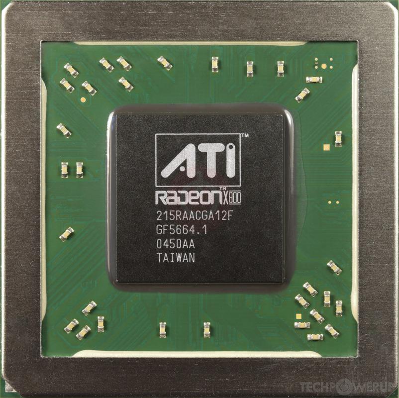 ATI RS740 DRIVER PC