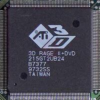 3D Rage II DVD