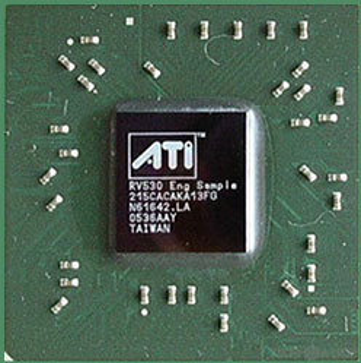 DRIVERS UPDATE: ATI 3DP RADEON X1650