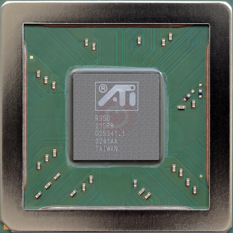ATI All In Wonder 9800 SE Specs