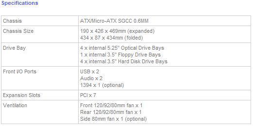 ASRock Vento 5 Series Linux