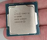 Intel Core i5-10400 Front