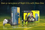 Xbox One X Cyberpunk