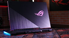 ROG Strix G15 Electro Punk gaming laptop