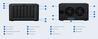 (PR) Synology Announces the DiskStation DS1618+ 6-bay NAS