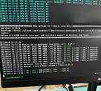 ASUS CMP 40HX Mining Performance