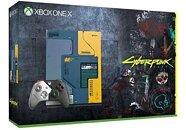 Xbox One X Cyberpunk Package