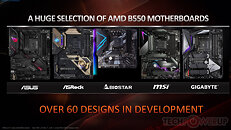 AMD B550 motherboards