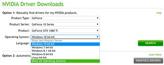 NVIDIA Officially Drops Driver Support for 32-bit Operating Systems