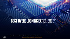 Best Overclocking Experience