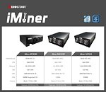 (PR) BIOSTAR Announces iMiner Series Turnkey Mining Solutions