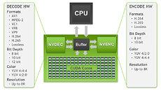 NVIDIA Encoding and Decoding Standards