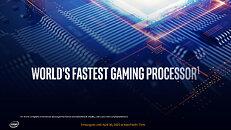 Intel 10th Gen, worlds fastest gaming processor
