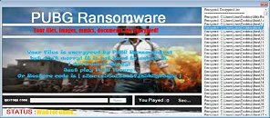 PUBG Ransomware Forces Users to Play PUBG to Decrypt Their Files