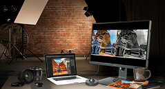 BenQ SW321C monitor