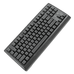 1STPLAYER Black Sir Lite K7 Wireless Keyboard Review