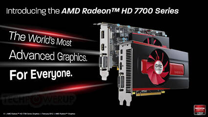 AMD Radeon HD 7770 GHz Edition 1 GB Review | TechPowerUp
