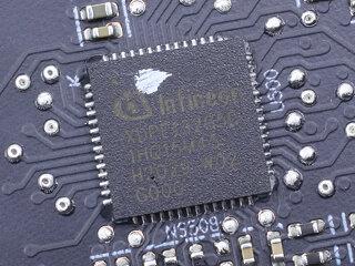 GPU Chip Voltage Controller