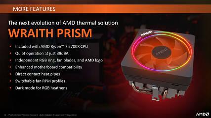 AMD Ryzen 7 2700X 3 7 GHz Review | TechPowerUp