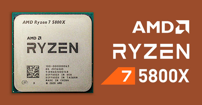 AMD Ryzen 7 5800X Review | TechPowerUp