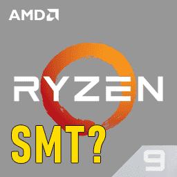 Amd Ryzen 9 3900x Smt On Vs Smt Off Vs Intel 9900k