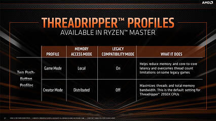 AMD Ryzen Threadripper 2970WX Review | TechPowerUp