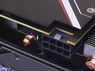 Graphics Card Power Plugs
