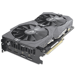 ASUS GeForce GTX 1650 STRIX OC 4 GB Review
