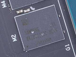 Graphics Card Memory Chips