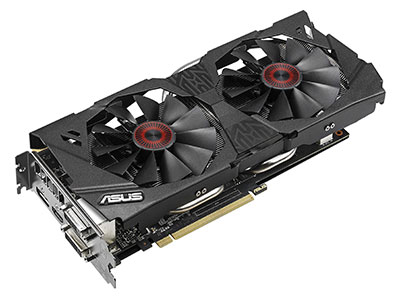 ASUS Strix GTX 970 OC 4 GB Review | TechPowerUp