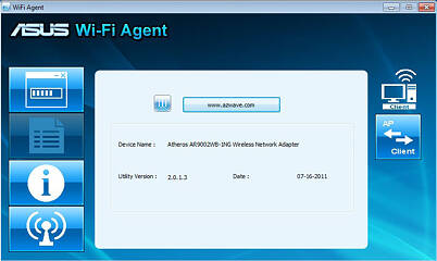 DRIVERS ASUS P9X79 DELUXE WIFI AGENT