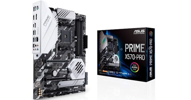 ASUS Prime X570-Pro Review | TechPowerUp