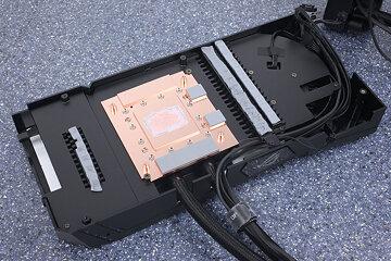 Graphics Card Cooler Back