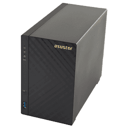 Asustor AS3102T 2-bay NAS Review