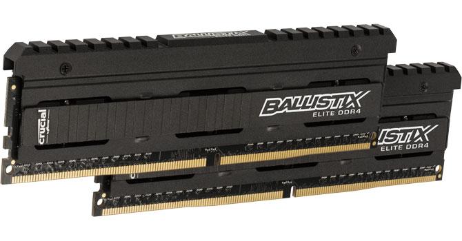 Ballistix Elite 3466 MHz DDR4 Review   TechPowerUp