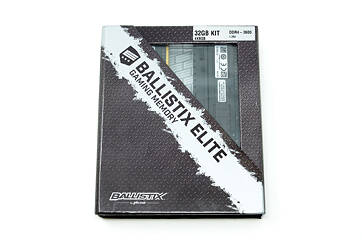 Ballistix Elite DDR4-3600 CL16 4x8GB Review | TechPowerUp