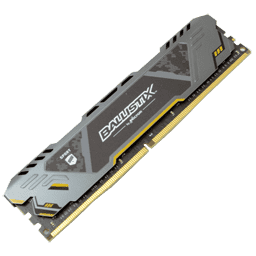 Ballistix Sport AT DDR4-3200 CL16 1x 16GB Review