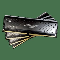 Ballistix Tactical Tracer 2666 MHz DDR4 Review